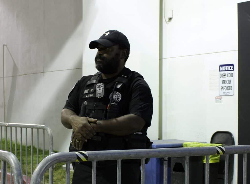 Security Guard Austin, Texas