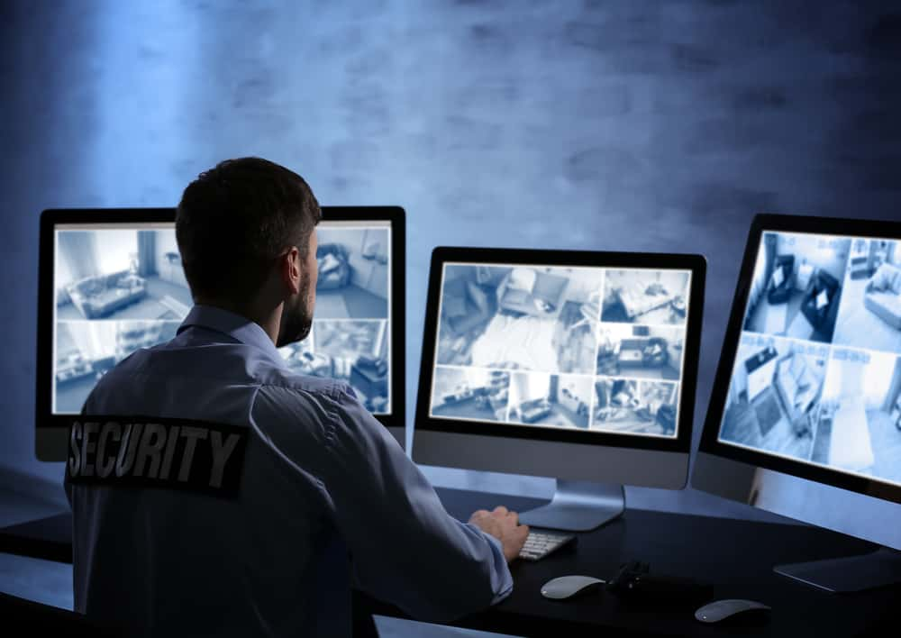 Commercial Security Services Austin